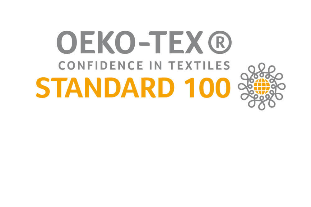 Logo de l'etiqueta Oeko-Tex ®