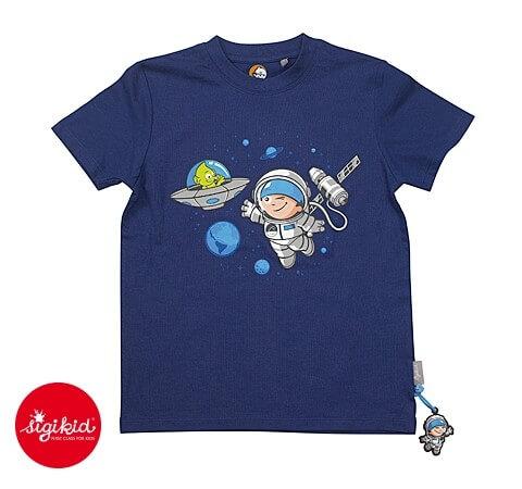 Camiseta de la colección Astro.