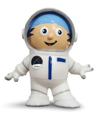 Regalo promocional: Figura de Conni astronauta