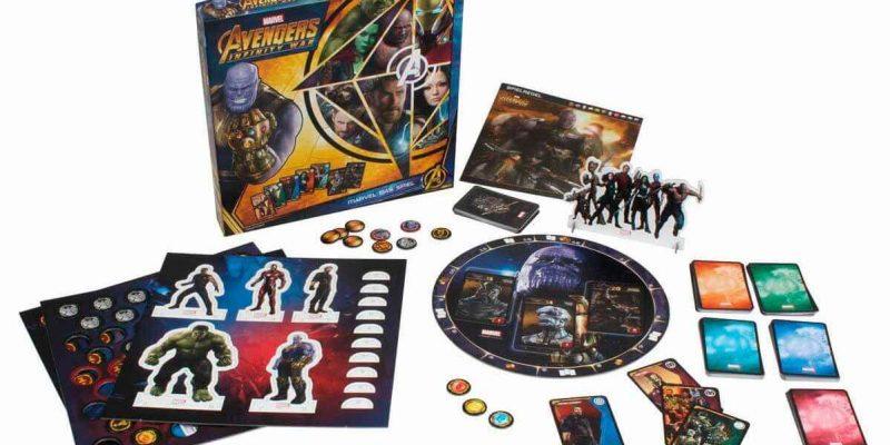 Regal Promocional: Joc de Marvel de la pel·lícula Avengers: Infinity War