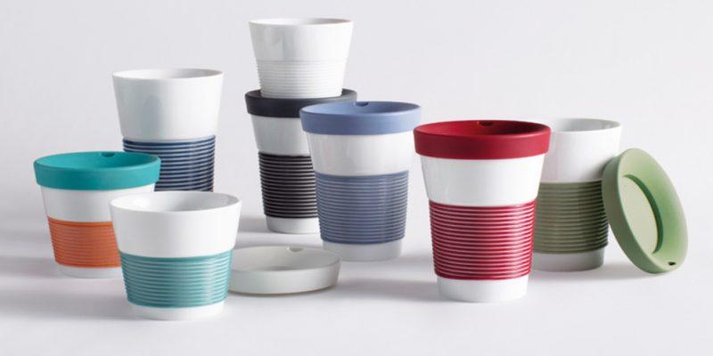Tazas de porcelana personalizable Cupit