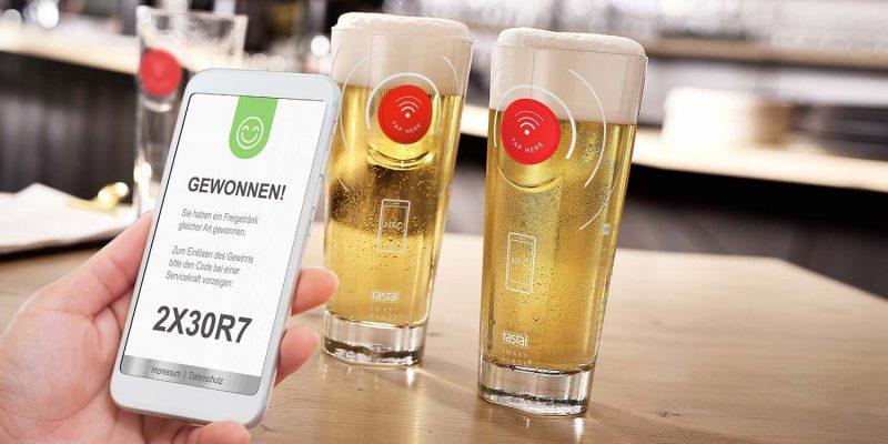Regal Promocional - Vasos de vidre personalitzats