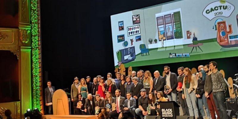 Foto de grup Premis Cactus 2019