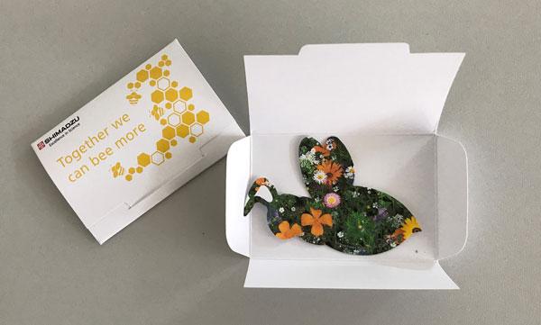 Regal Promocional patrocinat - packaging personalitzat