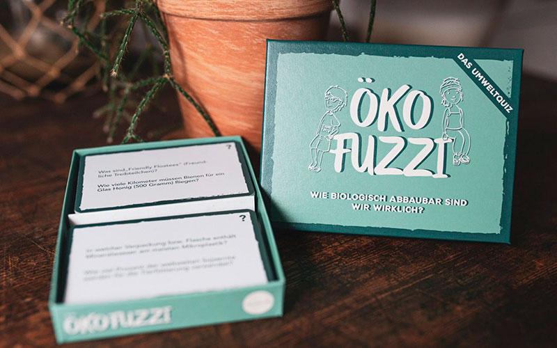 okofuzzi regal promocional personalitzat sostenible